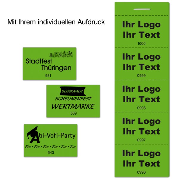 Wertmarke Individuell 70-850-004