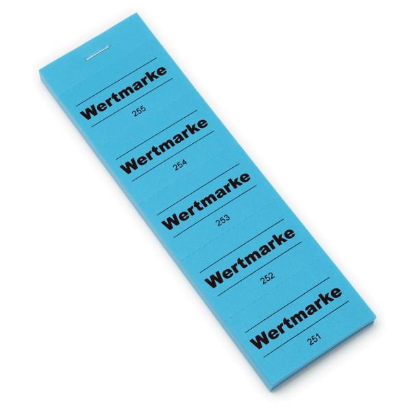 Wertmarke 5er 70-820-002
