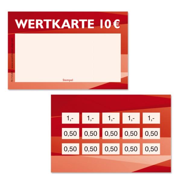 Wertkarte 70-710-005