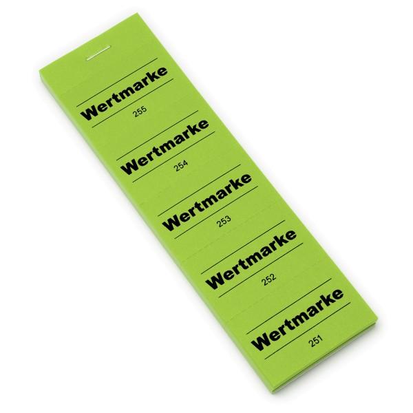 Wertmarke 5er 70-820-004