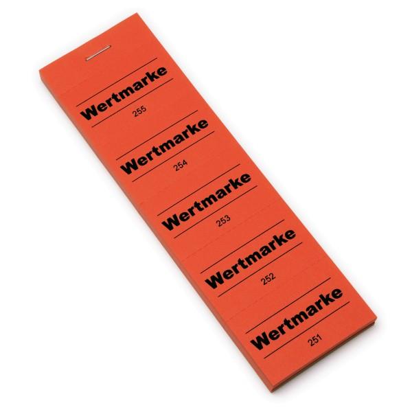 Wertmarke 5er 70-820-001