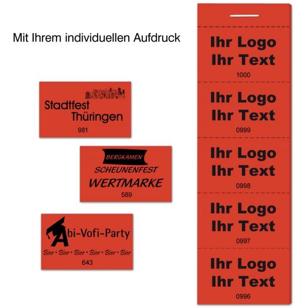Wertmarke Individuell 70-850-001
