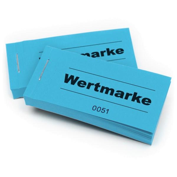 Wertmarke 1er 70-800-002