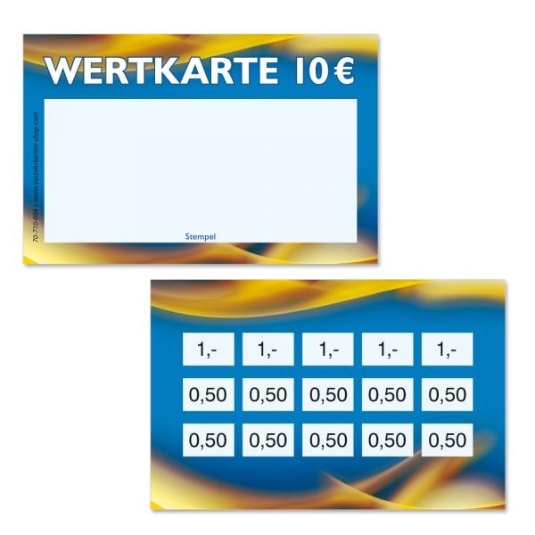 Wertkarte 70-710-004