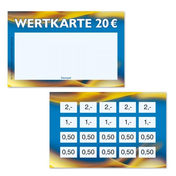 Wertkarte 70-720-004