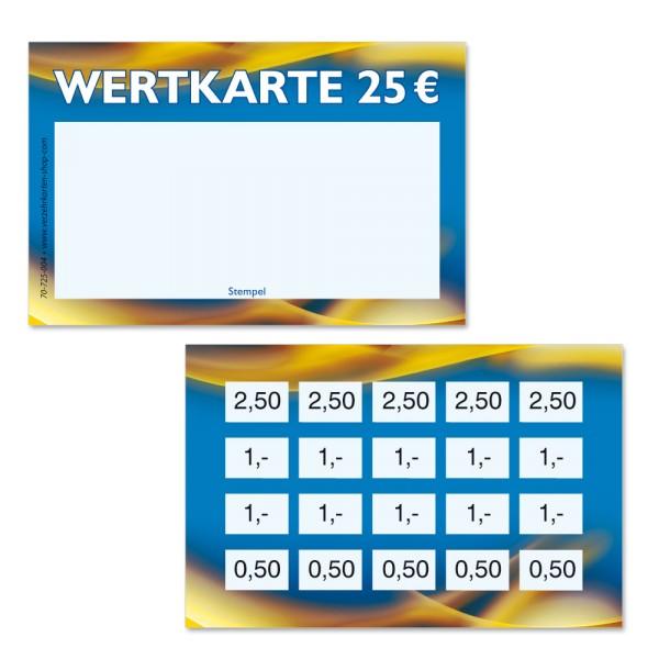Wertkarte 70-725-004