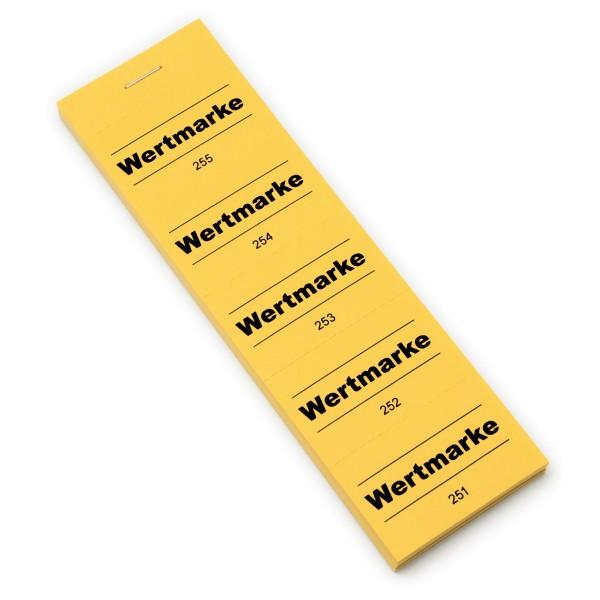 Wertmarke 5er 70-820-003