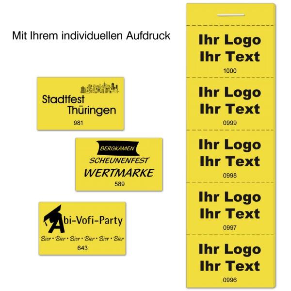 Wertmarke Individuell 70-850-003